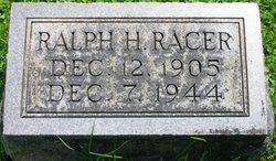 Ralph H Racer