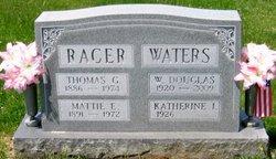 Thomas Gilbert Racer