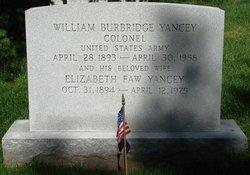 William Burbridge Yancey
