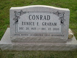 Eunice Earline <i>Graham</i> Conrad