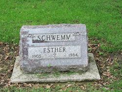 Esther Schwemm