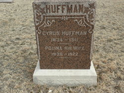 Rev Cyrus Huffman