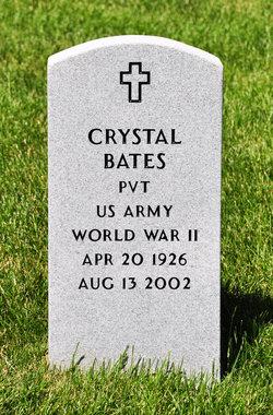 Crystal Bates