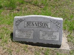 Joseph G Bennison
