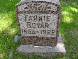 Fannie Boyar