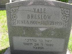 Yale Breslow