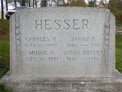 Susan <i>Riffert</i> Hesser