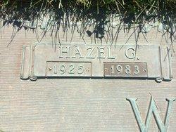 Hazel Gladys <i>[Beaver]</i> Wilson