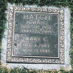 John Gwynn Hatch, Jr