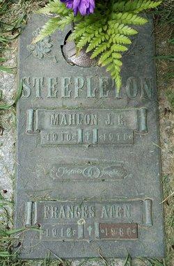 Mahlon James Emerson Steve Steepleton