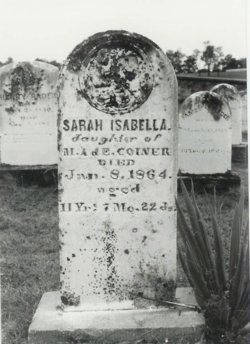 Sarah Isabella Coiner