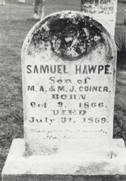Samuel Hawpe Coiner