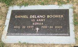 Daniel Delano Booher