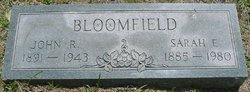 John Richard Bloomfield