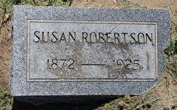 Susan Elizabeth <i>Jones</i> Robertson