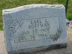 Earl Louis Roffman