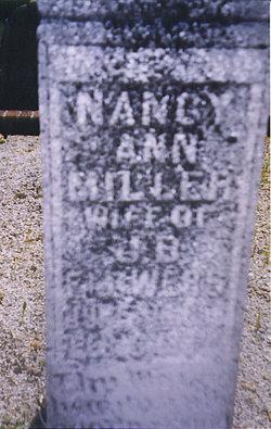 Nancy Ann <i>Miller</i> Flowers