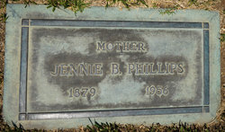 Jennie Belle <i>Getty</i> Phillips