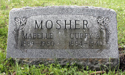Maybelle <i>Perry</i> Mosher