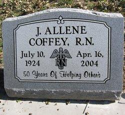 Allene <i>Donoho</i> Coffey