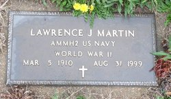 Lawrence James Martin