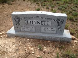 Herschel Marion Bonnett
