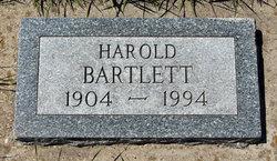 Harold W. Swede Bartlett