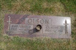 Claude Agner Olson