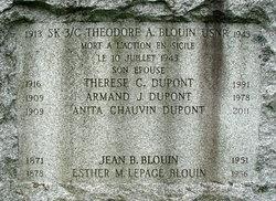Joseph Theodore A. Blouin
