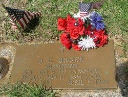 Aaron Carl AC Brock