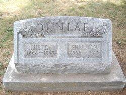 Luetta Ann <i>Marts</i> Dunlap