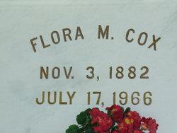 Flora M. Cox