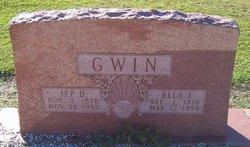 Ella J Gwin