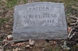 Albert Riess