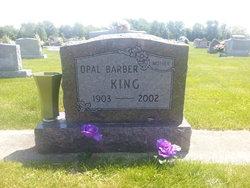 Jessie Opal <i>Gooding Barber</i> King