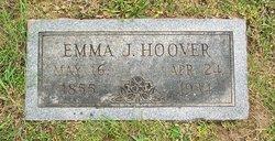 Emma J. <i>Winters</i> Hoover