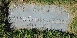 Alexander J. Kirby
