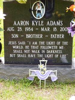 Aaron Kyle Adams