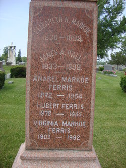Virginia Markoe <i>Ferris</i> Scammon
