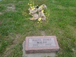 Irlene Rozella <i>James</i> Walsh