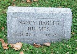 Nancy Jane <i>Hagler</i> Hulmes