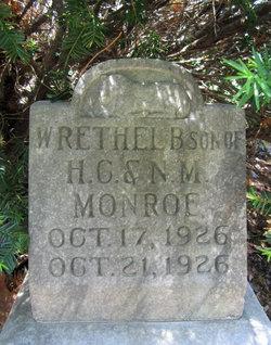 Wrethel B. Monroe