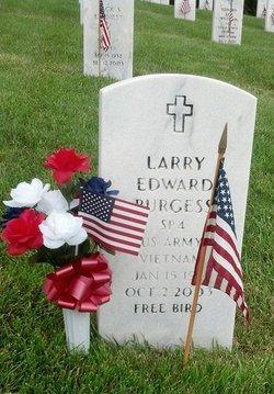 Larry Edward Burgess