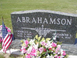 Charles Albert Abrahamson