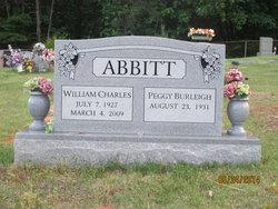 William Charles Bill Abbitt
