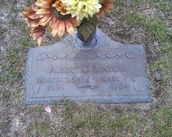 Albert Grant Benton
