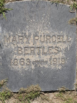 Mary Clementine <i>Purcell</i> Bertles