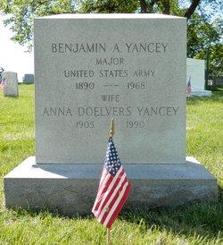 Benjamin A Yancey