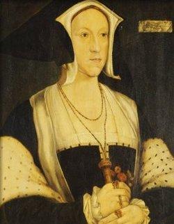 Margaret <i>Wotton</i> Grey