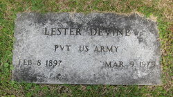James Lester Devine